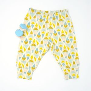 Bottoms - Baby printed cotton pant